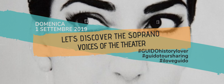 Tour Let's discover the soprano voices of the theater 1-9-19