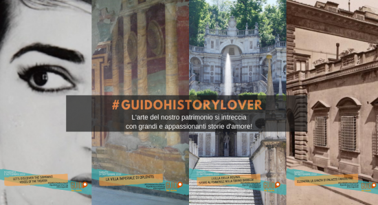 GuidoHistoryLover arte toria e amore con GUIDO tour sharing